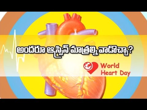 Can Aspirin be used by everyone? Dr C Raghu, Senior Cardiologist in India