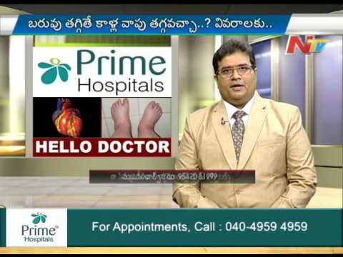 Cardiologist in Hyderabad | Is swollen feet in teenage a sign for heart diseases