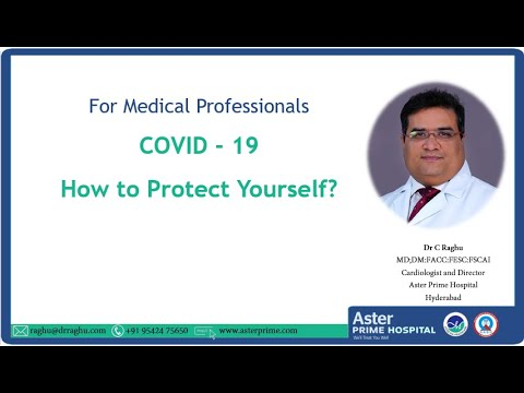 COVID-19- How Medical Professionals can protect themselves?