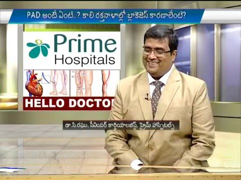 Dr C Raghu,Interventional Cardiologist Live Program On NTV 06 03 2016