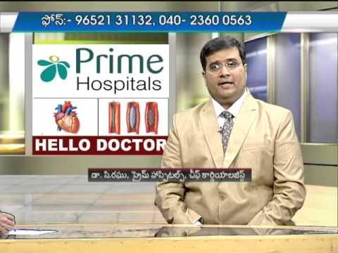 NTV live show by Dr C Raghu,Interventional cardiologist - Prime Hospitals