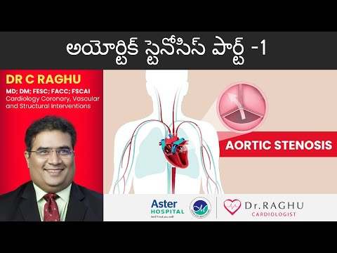 What is Aortic Stenosis | Symptoms of Aortic Stenosis | Risk factors of Aortic Stenosis
