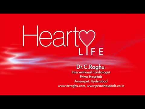 Heart Health Tips From Dr.Raghu Cardiologist at Prime Hospitals