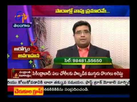 ETV Sukhibhava - Healthy Heart Awareness Tips by Dr.C.Raghu - Prime Hospitals