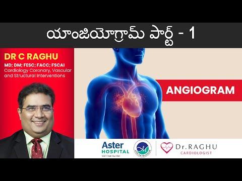 Coronary Angiogram | Procedure | Risk Factors | Dr Raghu | Heart Care