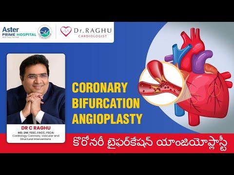 What is coronary bifurcation | What is PCI | PCI Vs CABG | PCI procedure