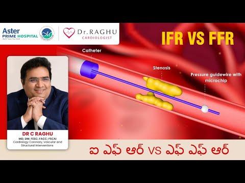 What is IFR | IFR Vs FFR | Dr Raghu | Aster Prime Hospital